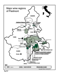 Italy: Piedmont #Wine Region | by @wine_educators