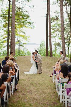 A Flower Filled Spring Wedding In Michigan