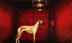 Gray hound - FIKL