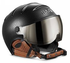 Kask Elite Pro Photochromic Ski Helmet 2016  CarbonBrown 60cm ** Check out the image by visiting the link. (This is an affiliate link)