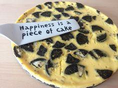 Las dulces manualidades de Lara: Oreo cheesecake (cheesecake perfecto)