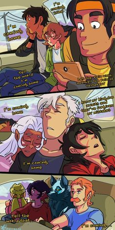 Voltron Comics And Pics - Stuff - Wattpad Read Stuff from the story Voltron Comics And Pics by NejaBooks with 661 reads. Voltron Comics, Voltron Memes, Voltron Fanart, Form Voltron, Voltron Ships, Voltron Klance, Shiro Voltron, Mystic Messenger, Fandoms