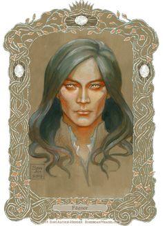 Fëanor, by Soni Alcorn-Hender