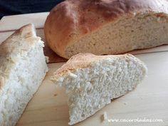 Caceroladas: Pan de Hogaza