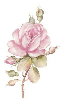 Image result for decoupage paper roses