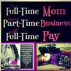 I joined #Younique while on maternity leave after my son was born, for me it was an #oppritunity that has actually allowed me to only have to go back to my regular job 9 hours a week....thats right, I work 9 hours a week!  I have no monthly daycare bills, I get to take and pick up my older son from school, rock my baby to sleep all because I decided to take a chance, #invest in myself and my #future!  Ask yourself what an extra $300, $500, $1000, $2000 a month could do for you?   For $99.00…