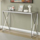 Found it at Wayfair Supply - Belaire Console Table