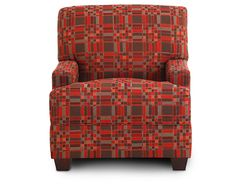 Accent Chairs-Raquel Accent Chair-Modern lines, and vivid color come to life