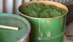 green design ideas to reuse and recycle metal barrels