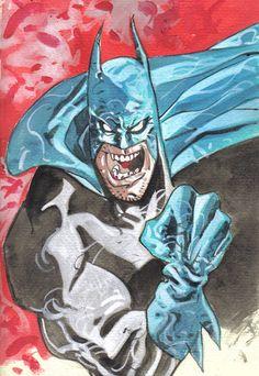 crazy Batman