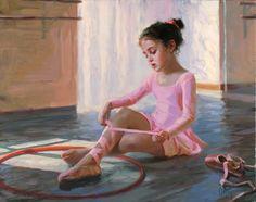 Vladimir Volegov - Little ballerina