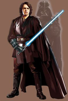 Anakin Skywalker was a hero of the Clone Wars who eventually was turned to the…