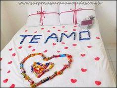 dia dos namorados Romantic Room, Ms Gs, Everything, Anniversary, Valentines, Birthday, Crafts, Diy, Inspiration