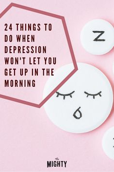 24 Things to Do When Depression Won't Let You Get Up in the Morning
