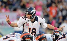 Pics Peyton Manning As Bronco |