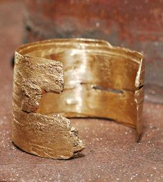Birch Cuff from Nancy Nelson Jewelry