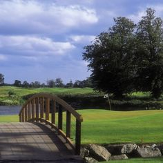 Our links style golf course - The Smurfit Course
