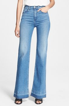 The Major Reason High-Rise Jeans Are Here to Stay via @WhoWhatWear