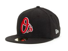 Cheap Baltimore Orioles MLB Black red Fitted hat (37005) Wholesale | Wholesale Baltimore Orioles hats , cheap wholesale  $4.8 - www.hatsmalls.com