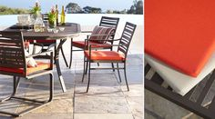Save 20% on select Crate & Barrel outdoor furniture!