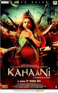 Kahaani Music Review.