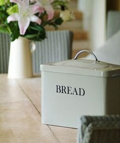 7 New Ways to Use an Antique Bread Box   Apartment Therapy