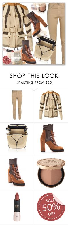 """""""Vacation Safari Style"""" by jecakns ❤ liked on Polyvore featuring Acne Studios and Belstaff"""