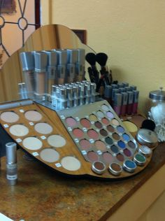 Check out our all natural mineral makeup line! You can purchase and read more on our website at www.beauty-redefined.com