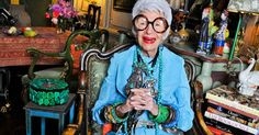 5 Things Iris Apfel Taught Us About Style (and Life) via @PureWow