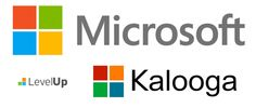 New Microsoft logo looks like other logos... http://botcrawl.com/new-microsoft-logo-looks-like-the-levelup-logo-and-kalooga-logo/