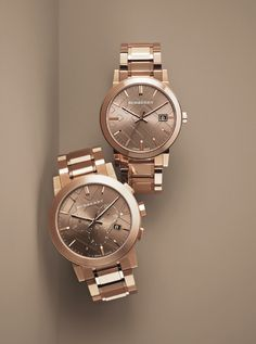 Love the Burberry Large Chronograph Bracelet Watch, on Wantering.