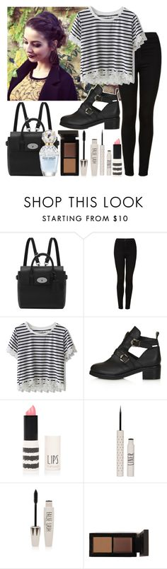 """Untitled #578"" by woefully-wanderlust ❤ liked on Polyvore featuring Mulberry, Topshop, Chicwish, Marc Jacobs, youtube, Zoella, Youtuber and ZoeSugg"