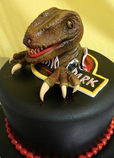 Tartas Cinefilas Jurassic