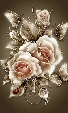 Women's Special: Four-Strategies Flowers Can Modify Your Working Day-To-Day Lifestyle Flores Belas. Beautiful Flowers Wallpapers, Beautiful Rose Flowers, Beautiful Nature Wallpaper, Pretty Wallpapers, Rose Flower Wallpaper, Butterfly Wallpaper, Flower Backgrounds, Cellphone Wallpaper, Iphone Wallpaper