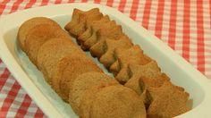 Cómo hacer galletas crujientes de canela