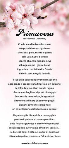 Primavera italiano
