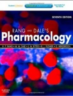 Rang & Dale's Pharmacology: with STUDENT CONSULT Online Access, 7e - Free eBook Online