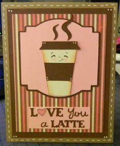 Love You a Latte Cartridge
