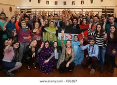 London,England,UK, 6th Jan 2016 : Sandblast hold a Benefit Concert raising funds for The Western Sahara : the world's forgotten refugees camps collaborate for a magical night of music and poetry to raise awareness and the victims of the Saharawi Flood Crisis 2015 at Bolivar Hall in London. Photo by See Li