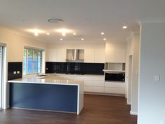 Better Built Homes completed Kitchen