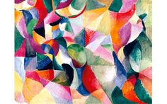 Sonia Delaunay: a life of contrasts - Telegraph