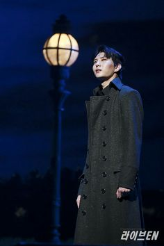 """Jung Taekwoon in musical """"The Last Kiss"""""""