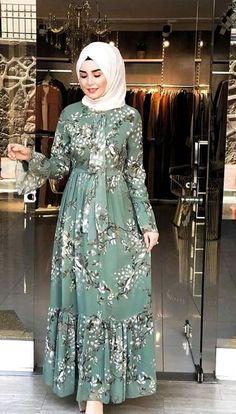 Modest Fashion Hijab, Latest African Fashion Dresses, Abaya Fashion, Stylish Hijab, Abaya Mode, Mode Hijab, Muslim Women Fashion, Islamic Fashion, Fashion Mode
