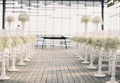 Stylish Baby's Breath Weddings   Weddings Romantique