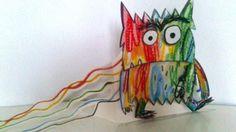 Exploitation d'Album - La Couleur des Emotions - Pap's Mam's Doud's et l' IEF Emotion, Teacher Organization, 3 Arts, Monster, School Projects, Activities For Kids, Colours, Feelings, Apc