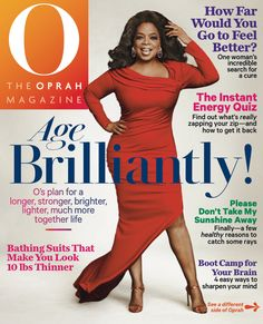 O, The Oprah Magazine's June issue hits newsstands TODAY! Double-click for a behind-the-scenes look...