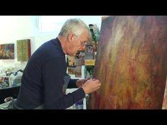 Santa Fe Abstract Painter Bill Jackson