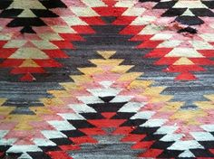 southwest/indian pattern