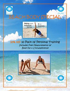 Summer Special at Pure Fitness! Summer Special, Sports Nutrition, Weight Loss, Wellness, Train, Pure Products, Fitness, Losing Weight, Strollers