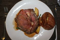 The Barn, Coworth Park hotel, Surrey. Roast beef galore! See more on www.passionfruitpawsandpeonies.com